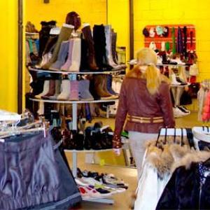 Магазины одежды и обуви Россоши