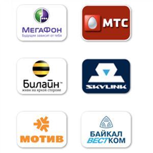 Операторы сотовой связи Россоши