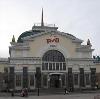 Железнодорожные вокзалы в Россоши