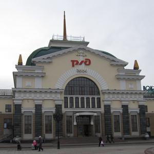 Железнодорожные вокзалы Россоши